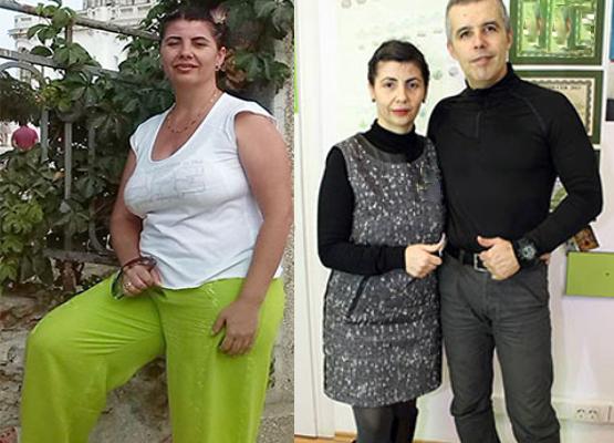 Daniela: -20kg